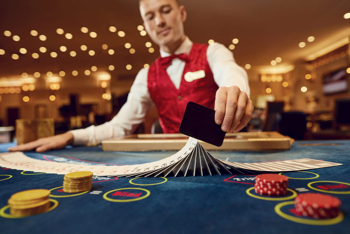 Live Baccarat Casinos 🥇 Live Dealer Games【2021】