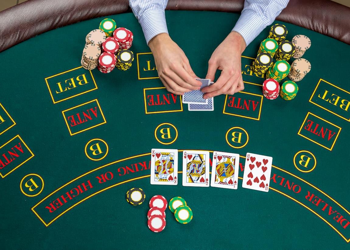 Live Poker Rules