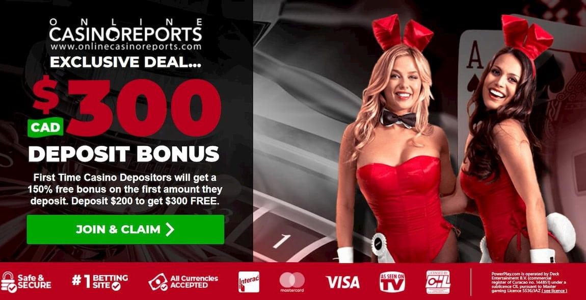 PowerPlay Casino Bonus