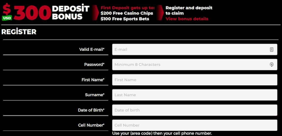 PowerPlay Casino Sign Up