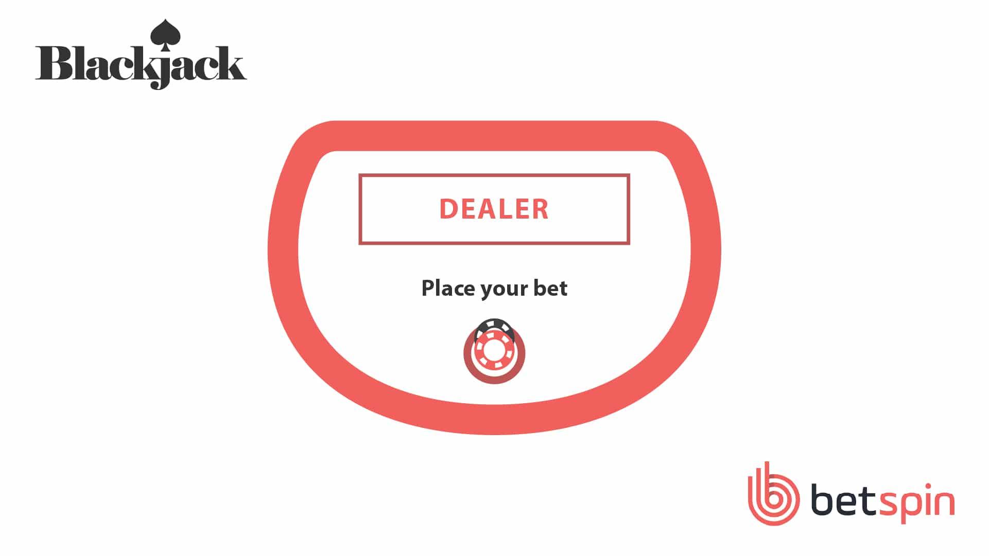 Blackjack Step 1