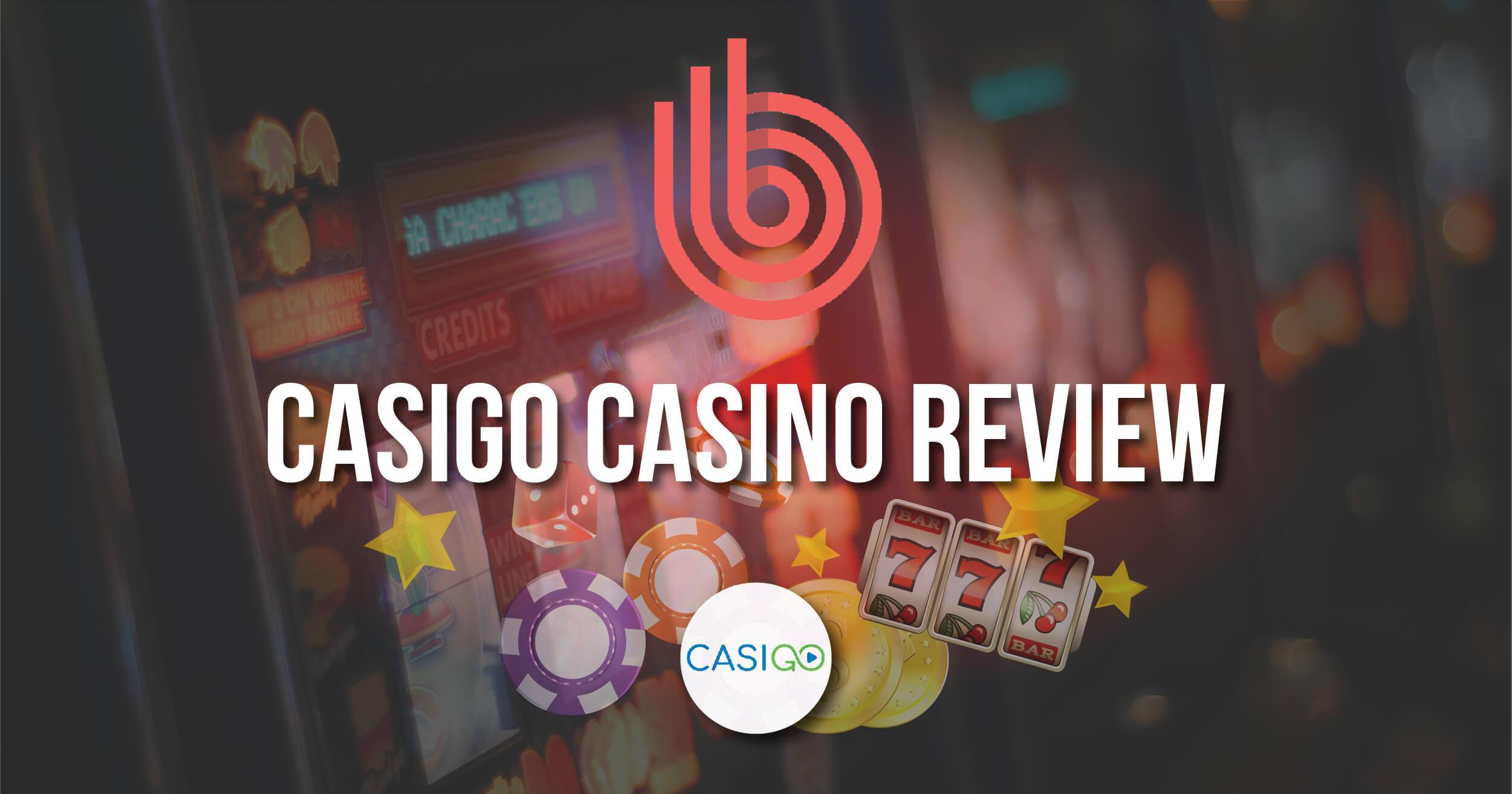 Casigo Casino Review