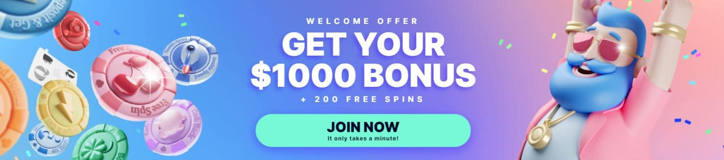 Casino Friday Welcome Bonus