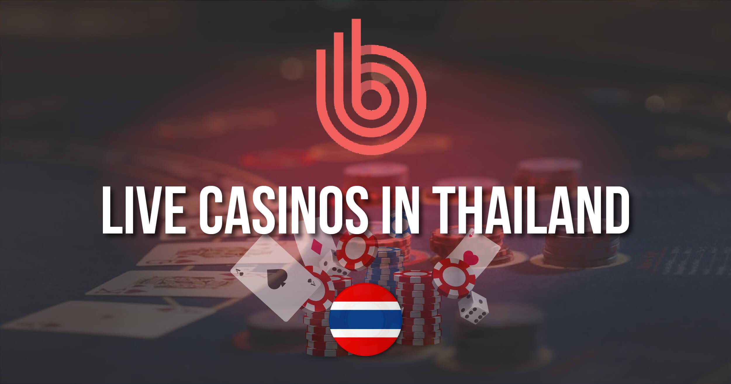 Best Live Casinos In Thailand
