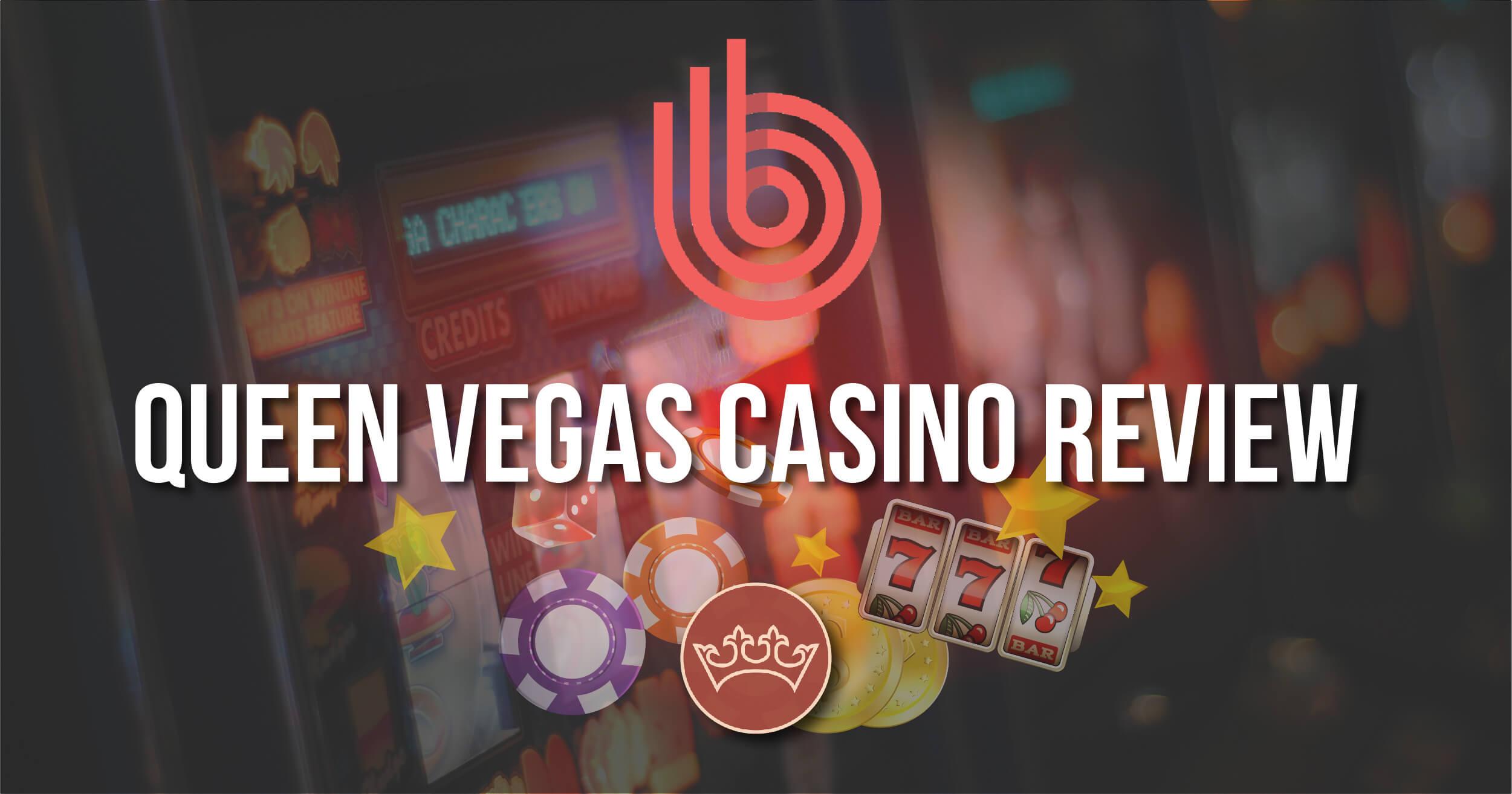 Queen Vegas Casino Review