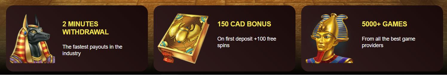 FastpayCasino Bonus