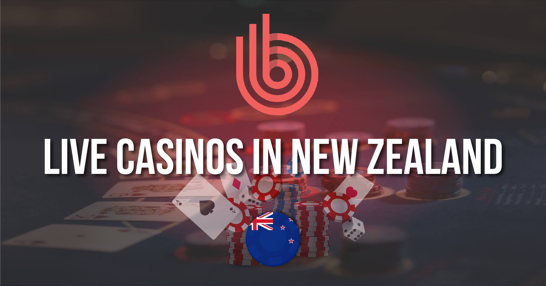 Best Live Casinos In New Zealand