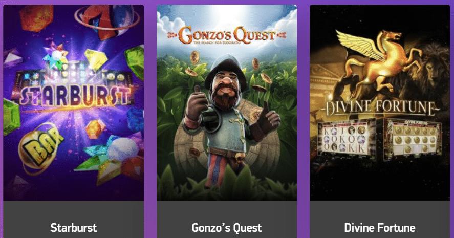 Netent Slot Games