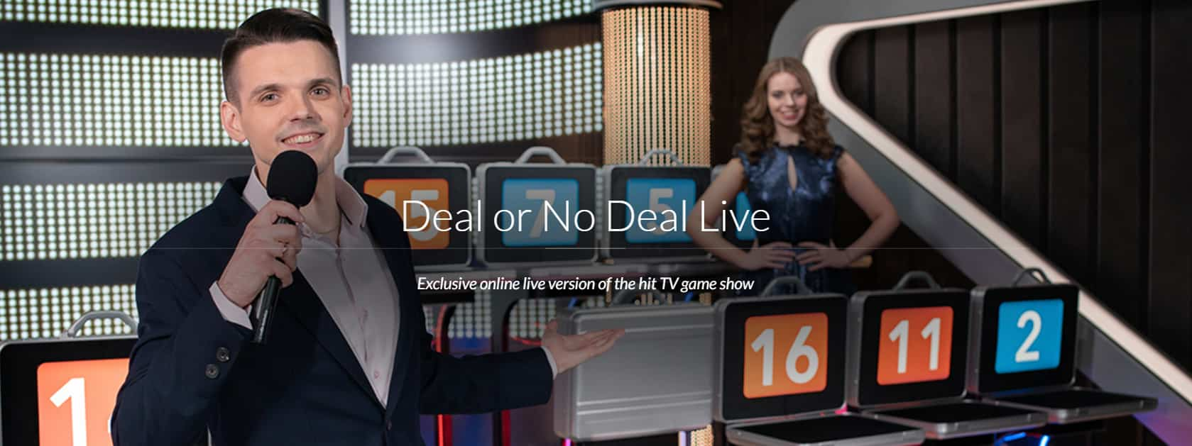 Deal or No Deal Gameshow