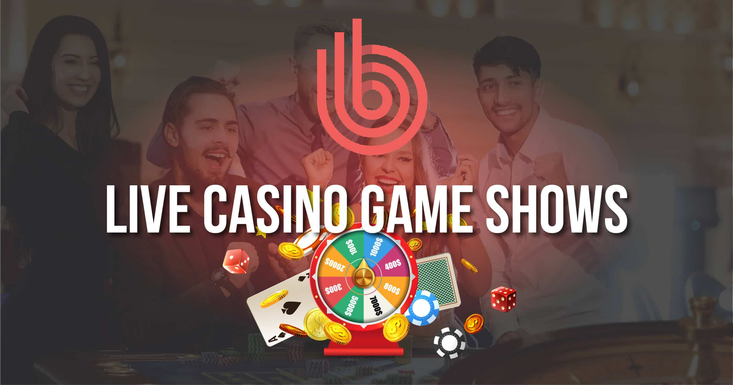 Live Casino Game Shows Featured