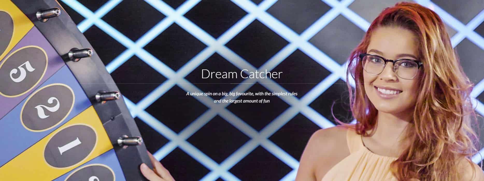 Dream Catcher Play Now
