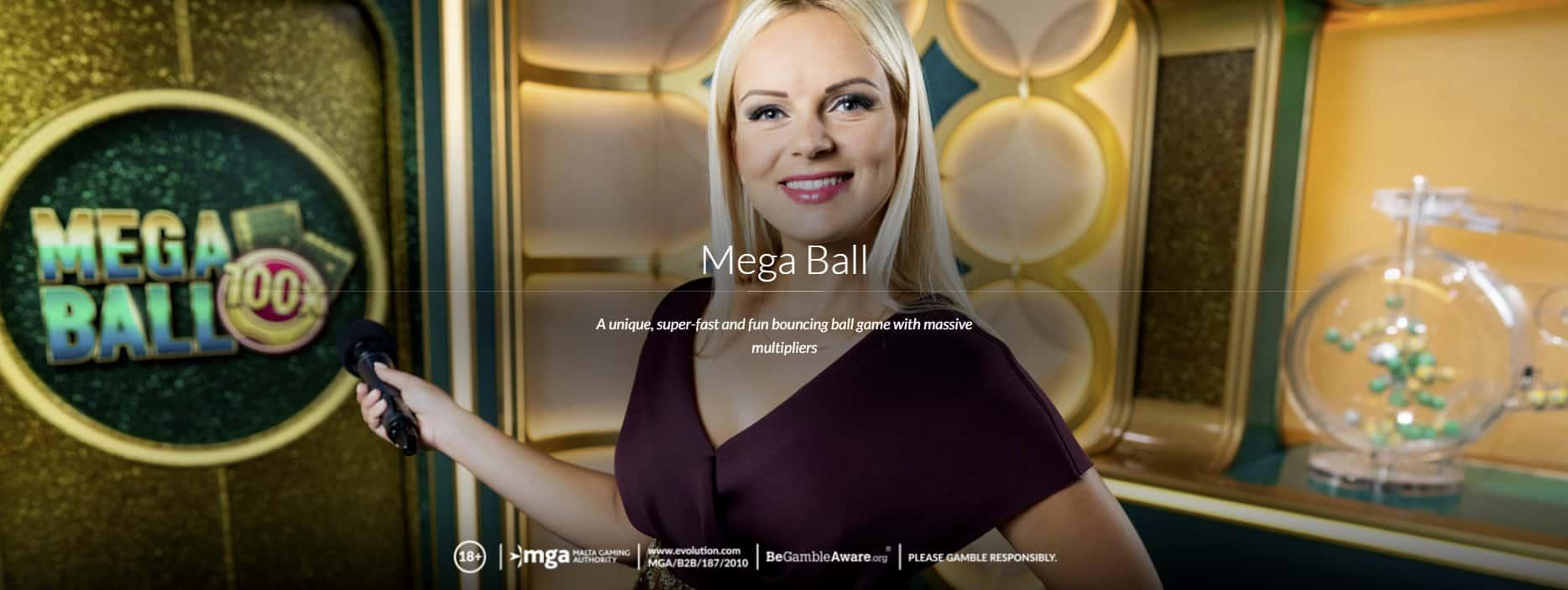 Megaball Play Now