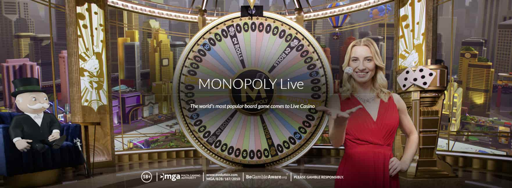 Monopoly Live Play
